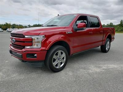 2019 F-150 SuperCrew Cab 4x4, Pickup #T197310 - photo 1
