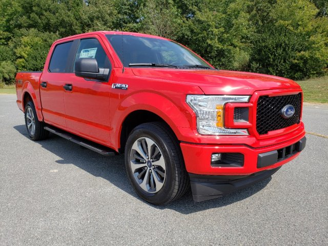 2019 F-150 SuperCrew Cab 4x2,  Pickup #T197318 - photo 3