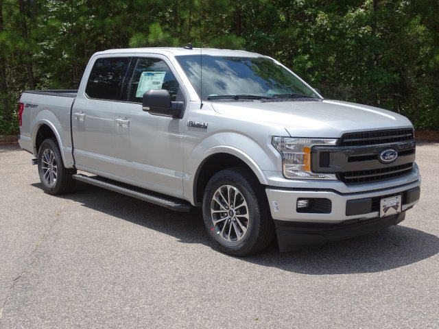 2019 F-150 SuperCrew Cab 4x2,  Pickup #T197323 - photo 3