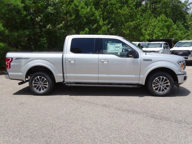 2019 F-150 SuperCrew Cab 4x2,  Pickup #T197323 - photo 4