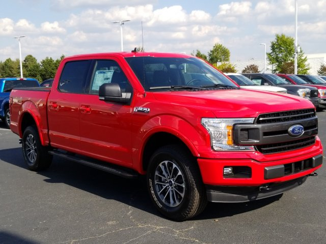 2019 F-150 SuperCrew Cab 4x4, Pickup #T197331 - photo 3