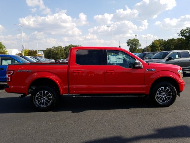 2019 F-150 SuperCrew Cab 4x4, Pickup #T197331 - photo 4
