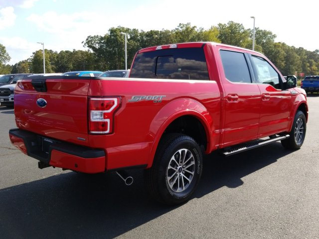 2019 F-150 SuperCrew Cab 4x4, Pickup #T197331 - photo 5