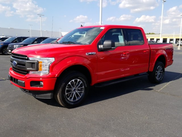 2019 F-150 SuperCrew Cab 4x4, Pickup #T197331 - photo 1