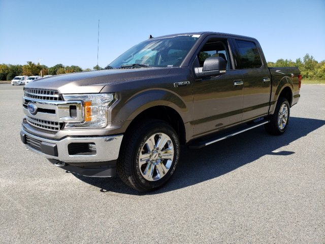 2019 F-150 SuperCrew Cab 4x4,  Pickup #T197332 - photo 1
