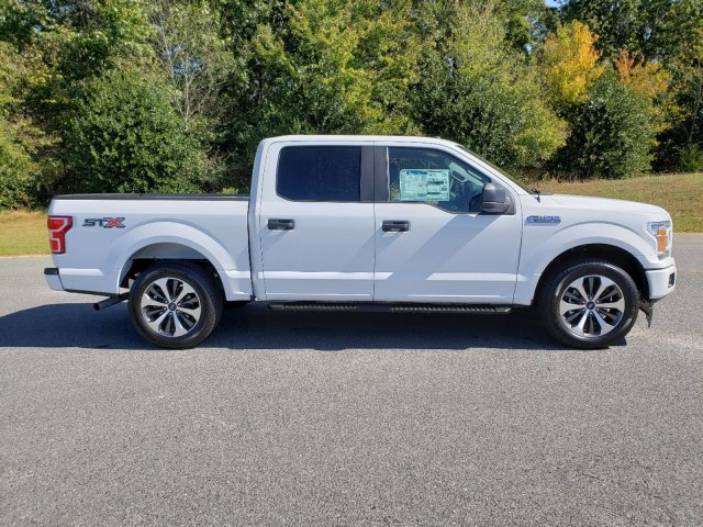 2019 F-150 SuperCrew Cab 4x2,  Pickup #T197338 - photo 4
