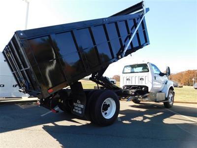 2019 F-750 Regular Cab DRW 4x2,  PJ's Landscape Dump #T198061 - photo 5