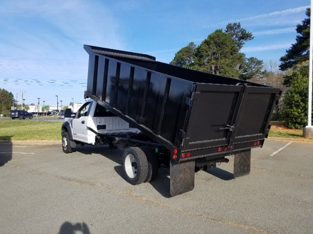 2019 F-450 Regular Cab DRW 4x2,  Cab Chassis #T198065 - photo 2
