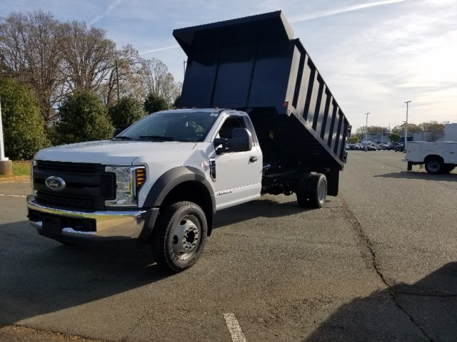 2019 F-450 Regular Cab DRW 4x2,  Cab Chassis #T198065 - photo 4