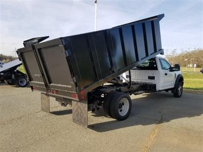 2019 F-450 Regular Cab DRW 4x2,  Cab Chassis #T198065 - photo 1