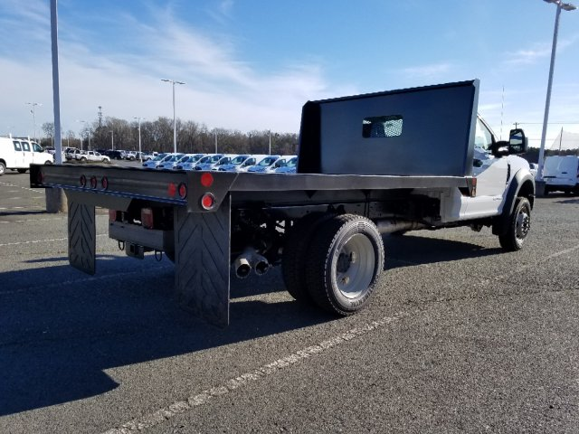 2019 F-450 Regular Cab DRW 4x4,  Double A Platform Body #T198066 - photo 6