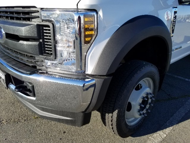 2019 F-450 Regular Cab DRW 4x4,  Platform Body #T198066 - photo 4