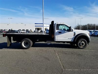 2019 F-450 Regular Cab DRW 4x4,  Double A Platform Body #T198066 - photo 3