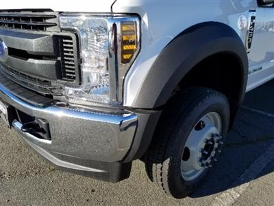 2019 F-450 Regular Cab DRW 4x4,  Double A Platform Body #T198066 - photo 4