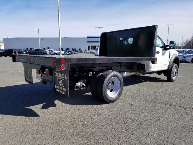 2019 F-450 Regular Cab DRW 4x2, Double A Platform Body #T198067 - photo 6
