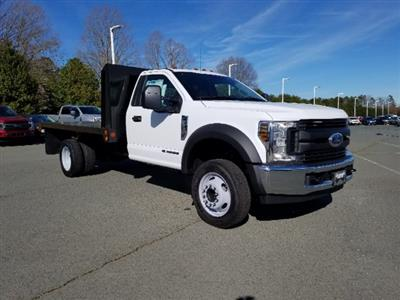 2019 F-450 Regular Cab DRW 4x2,  Platform Body #T198067 - photo 5