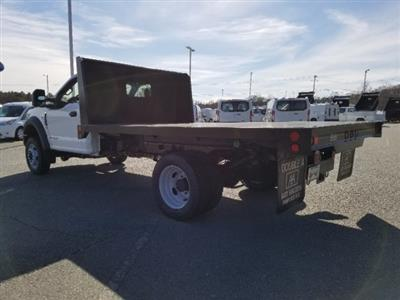 2019 F-450 Regular Cab DRW 4x2,  Double A Platform Body #T198067 - photo 2