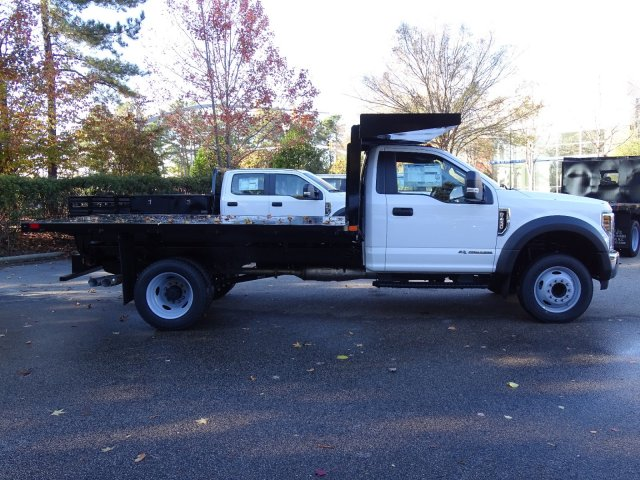 2019 F-450 Regular Cab DRW 4x2,  PJ's Platform Body #T198088 - photo 3