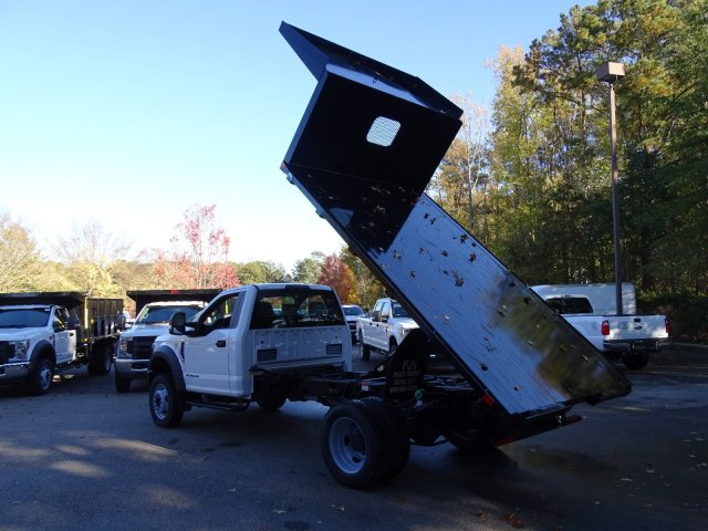 2019 F-450 Regular Cab DRW 4x2,  PJ's Platform Body #T198088 - photo 32