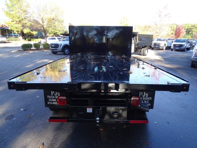 2019 F-450 Regular Cab DRW 4x2,  PJ's Platform Body #T198088 - photo 35