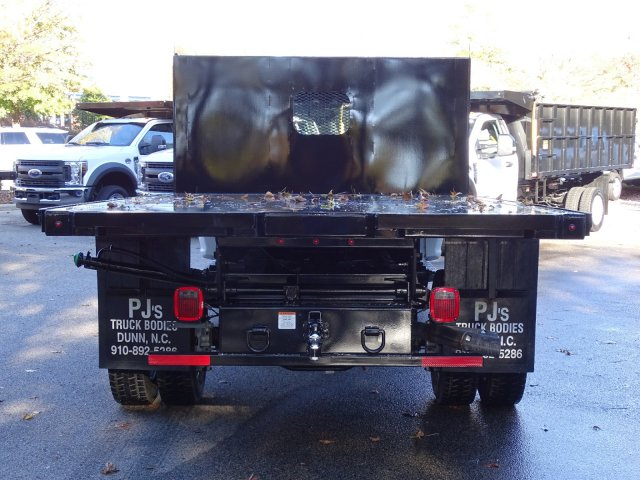 2019 F-450 Regular Cab DRW 4x2,  PJ's Platform Body #T198088 - photo 4