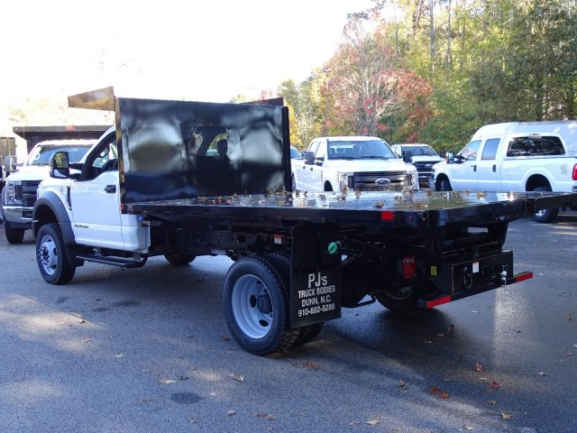 2019 F-450 Regular Cab DRW 4x2,  PJ's Platform Body #T198088 - photo 5