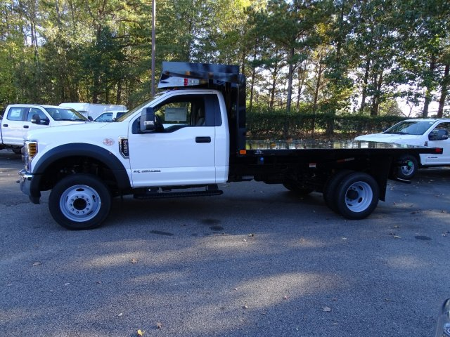2019 F-450 Regular Cab DRW 4x2,  PJ's Platform Body #T198088 - photo 6