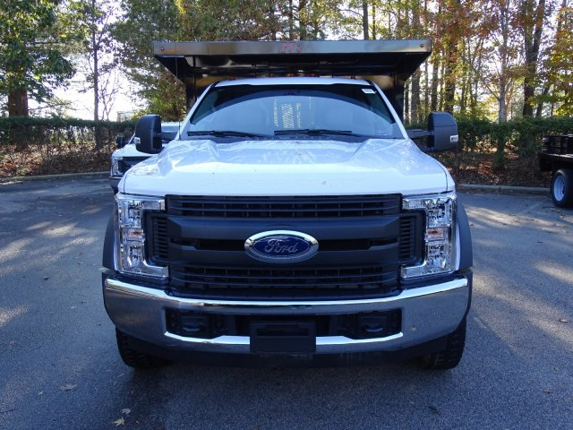 2019 F-450 Regular Cab DRW 4x2,  PJ's Platform Body #T198088 - photo 8