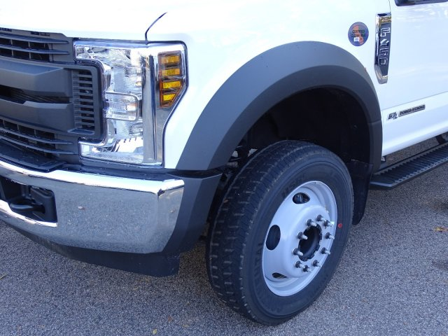 2019 F-450 Regular Cab DRW 4x2,  PJ's Platform Body #T198088 - photo 9