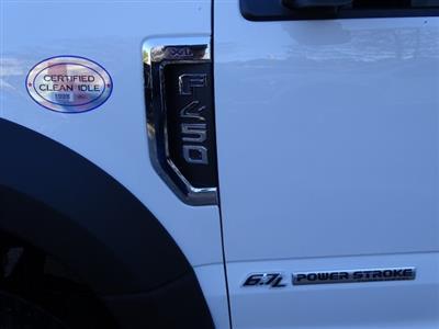 2019 F-450 Regular Cab DRW 4x2,  PJ's Platform Body #T198088 - photo 11