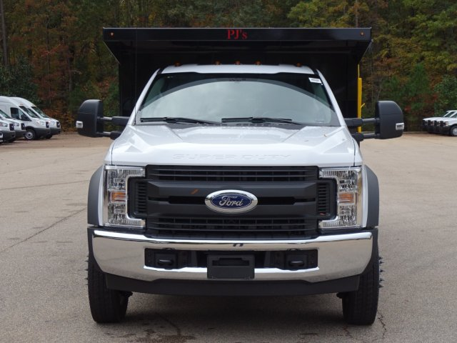 2019 F-550 Regular Cab DRW 4x2,  PJ's Landscape Dump #T198089 - photo 7