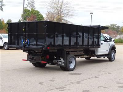 2019 F-550 Regular Cab DRW 4x2,  PJ's Landscape Dump #T198089 - photo 3