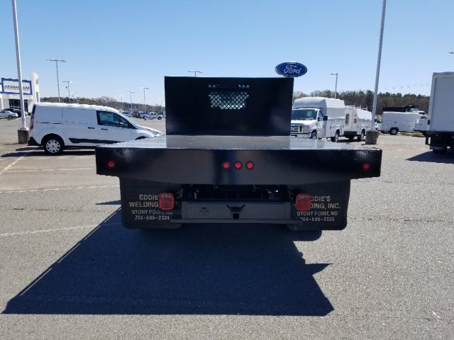 2019 F-550 Regular Cab DRW 4x2,  Platform Body #T198090 - photo 4
