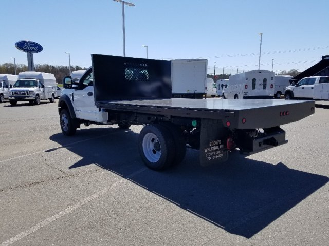2019 F-550 Regular Cab DRW 4x2,  Platform Body #T198090 - photo 2