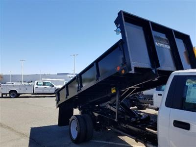 2019 F-450 Regular Cab DRW 4x2,  Double A Dump Body #T198106 - photo 32
