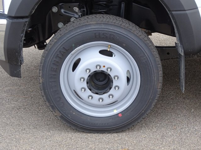 2019 F-550 Regular Cab DRW 4x2,  PJ's Platform Body #T198122 - photo 9