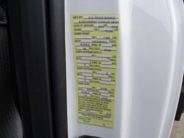 2019 F-550 Regular Cab DRW 4x2,  PJ's Platform Body #T198122 - photo 37