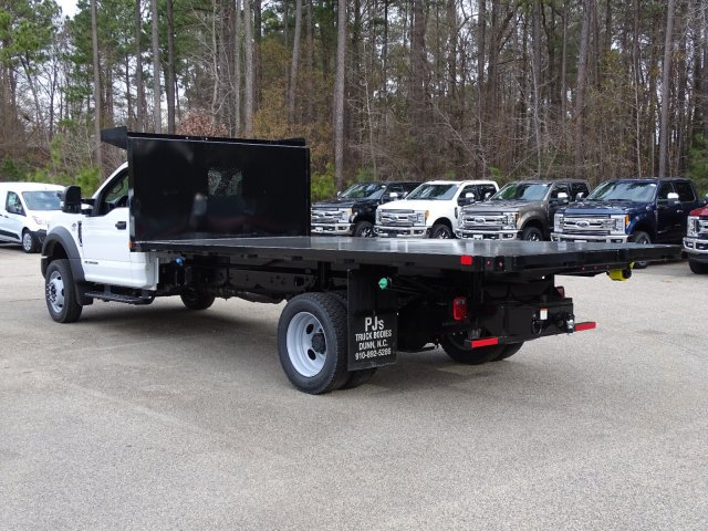 2019 F-550 Regular Cab DRW 4x2,  PJ's Platform Body #T198122 - photo 2