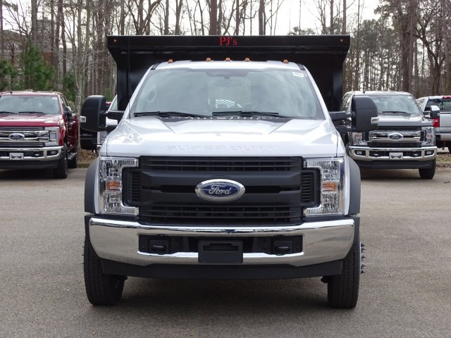 2019 F-550 Regular Cab DRW 4x2,  PJ's Platform Body #T198122 - photo 3