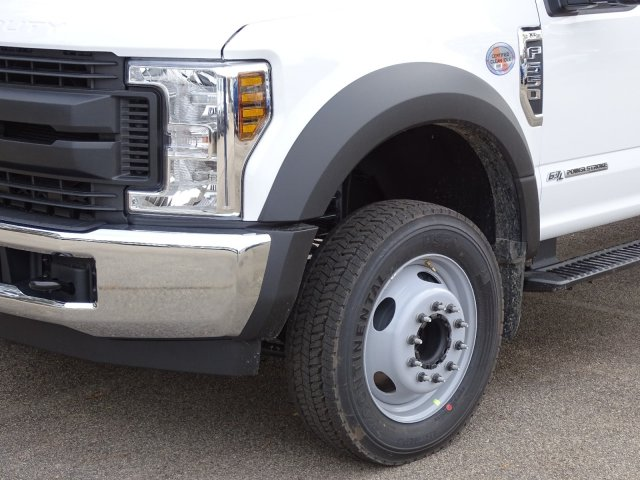 2019 F-550 Regular Cab DRW 4x2,  PJ's Platform Body #T198122 - photo 8