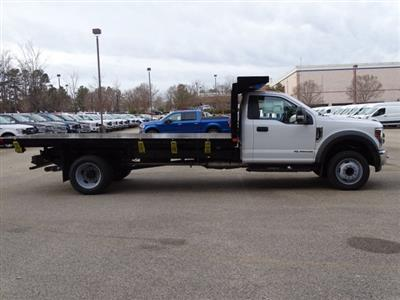 2019 F-550 Regular Cab DRW 4x2,  PJ's Platform Body #T198122 - photo 40