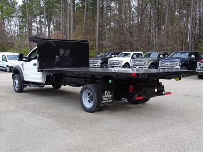 2019 F-550 Regular Cab DRW 4x2,  PJ's Platform Body #T198122 - photo 6