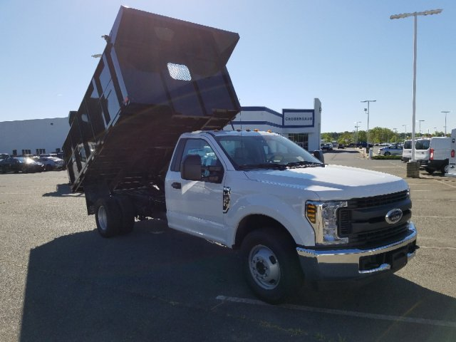 2019 F-350 Regular Cab DRW 4x2,  PJ's Landscape Dump #T198132 - photo 31