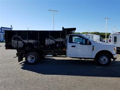 2019 F-350 Regular Cab DRW 4x2,  PJ's Landscape Dump #T198132 - photo 4