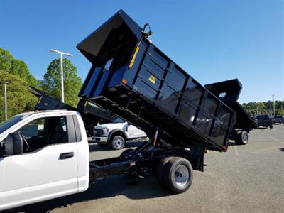 2019 F-350 Regular Cab DRW 4x2,  PJ's Landscape Dump #T198132 - photo 34
