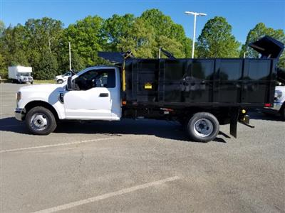 2019 F-350 Regular Cab DRW 4x2,  PJ's Landscape Dump #T198132 - photo 7