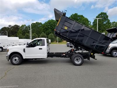 2019 F-350 Regular Cab DRW 4x2,  PJ's Landscape Dump #T198144 - photo 7