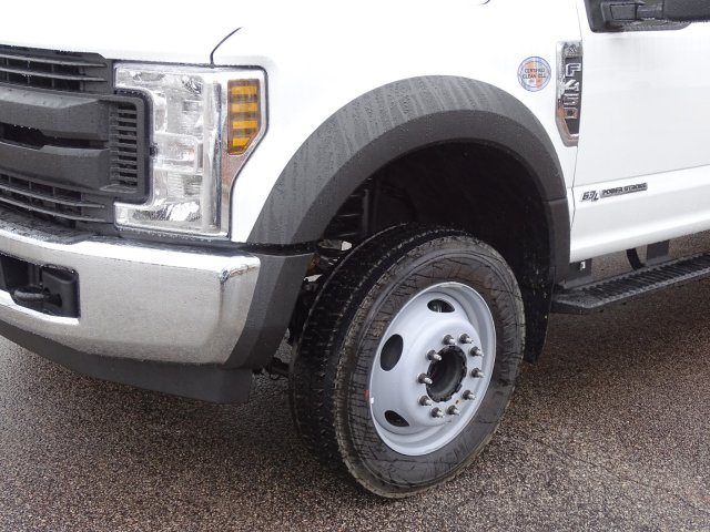 2019 F-450 Crew Cab DRW 4x2,  PJ's Stake Bed #T198148 - photo 9