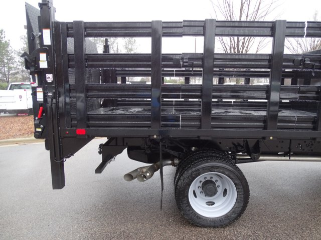2019 F-450 Crew Cab DRW 4x2,  PJ's Stake Bed #T198148 - photo 35
