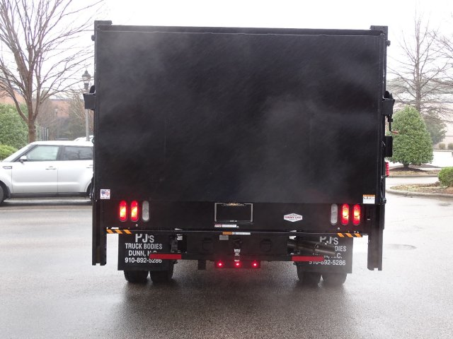 2019 F-450 Crew Cab DRW 4x2,  PJ's Stake Bed #T198148 - photo 6